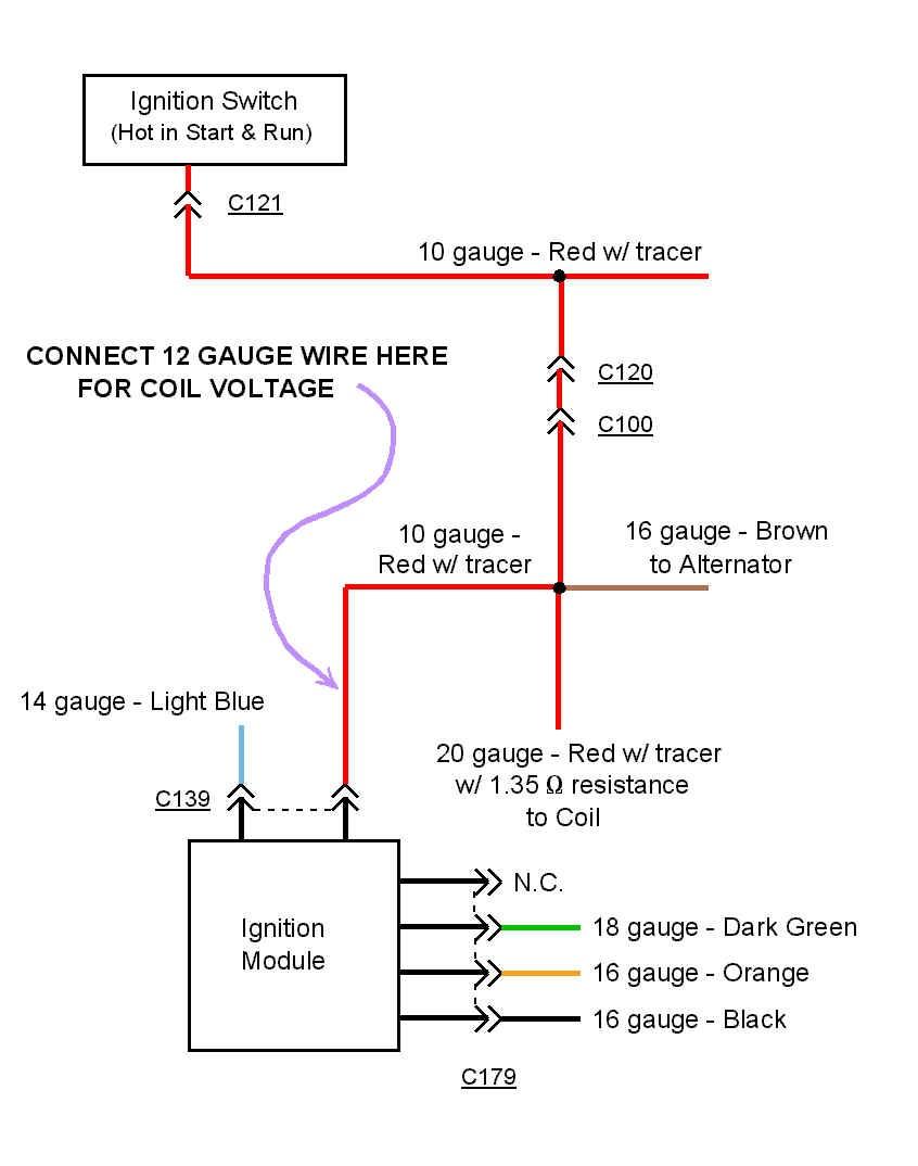 Accel Hei Distributor Wiring Diagram Chevy Freein