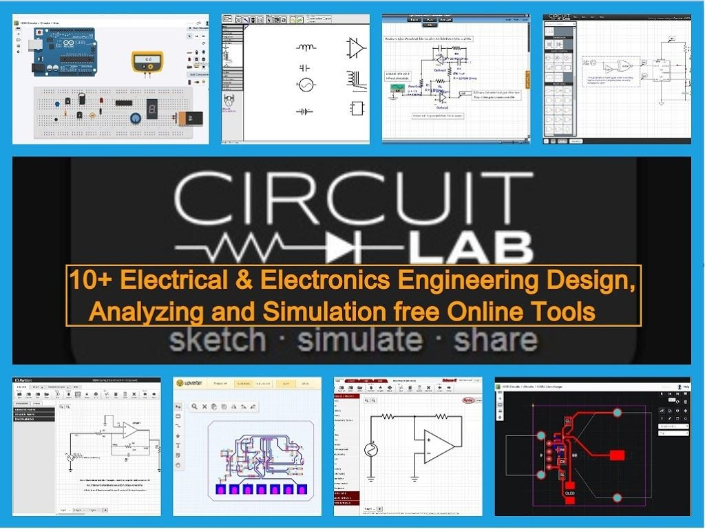 Circuit Simulator For Mac Unique Wiring Diagram Image Circuitsimulatorcircuits Draw Your Electronic Circuits And Simulate Them Line Free Using Easyeda