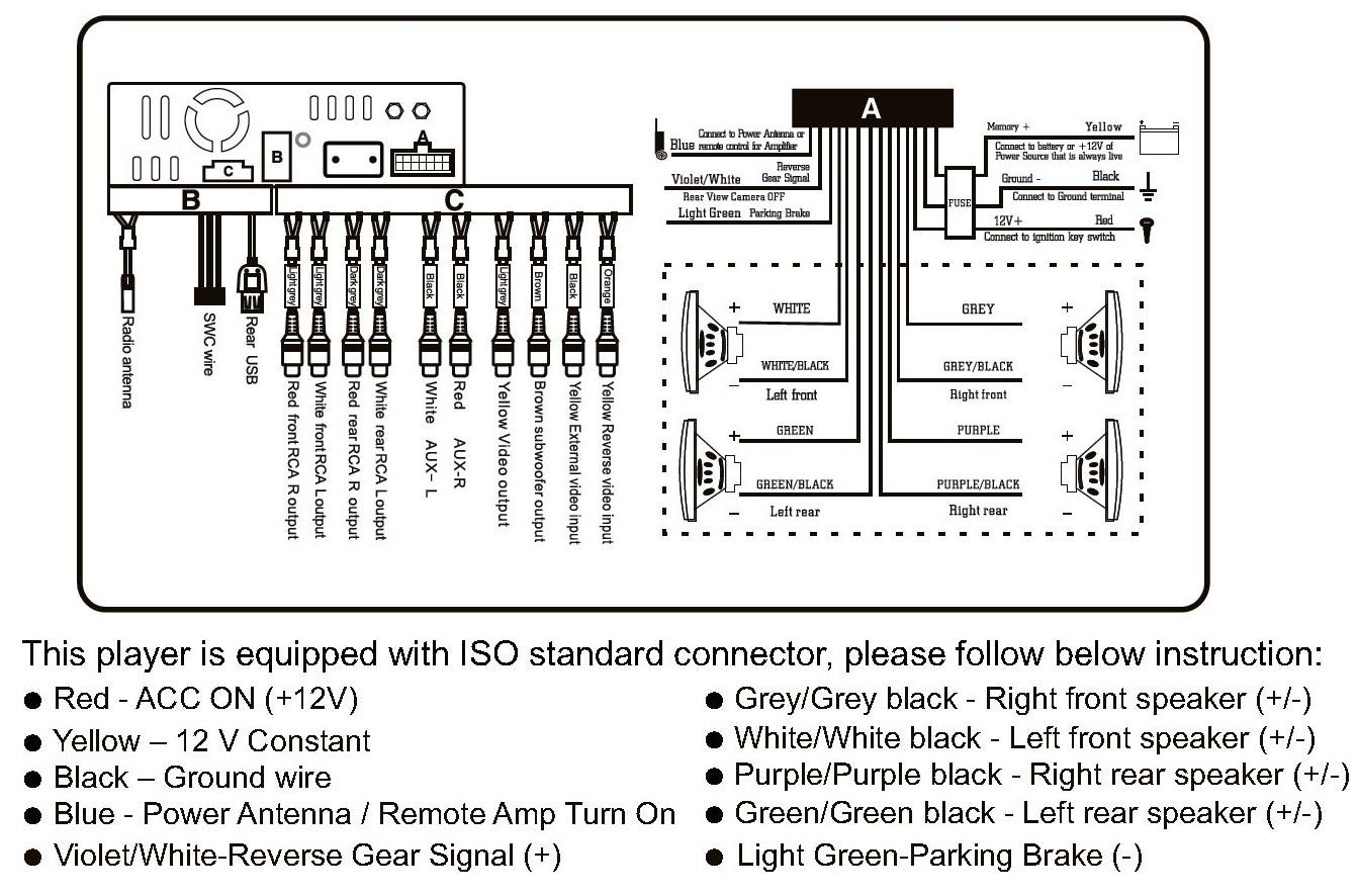Clarion Cx609 Wiring Diagram from mainetreasurechest.com