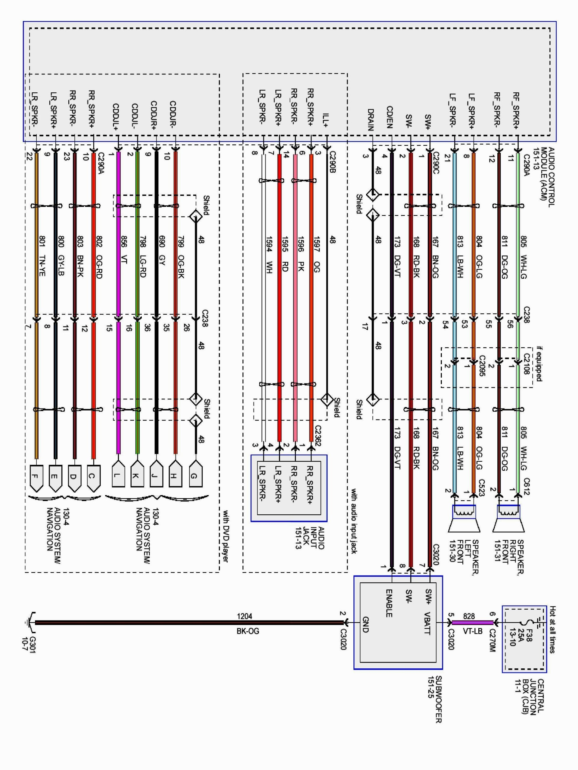 Clarion Xmd1 Wiring Diagram from mainetreasurechest.com
