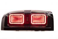 Clear Alternatives Integrated Tail Light Elegant 14 18 Chevrolet Silverado Xb Led Tail Lights Plete Housings
