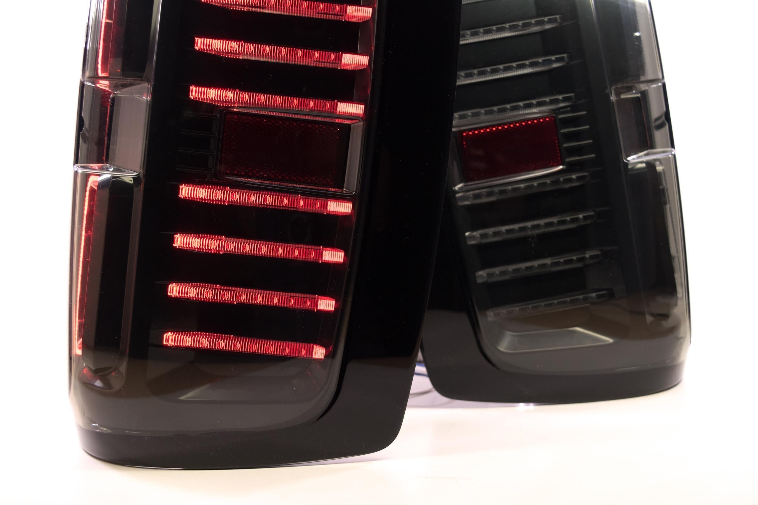 LED Head & Tail Assemblies