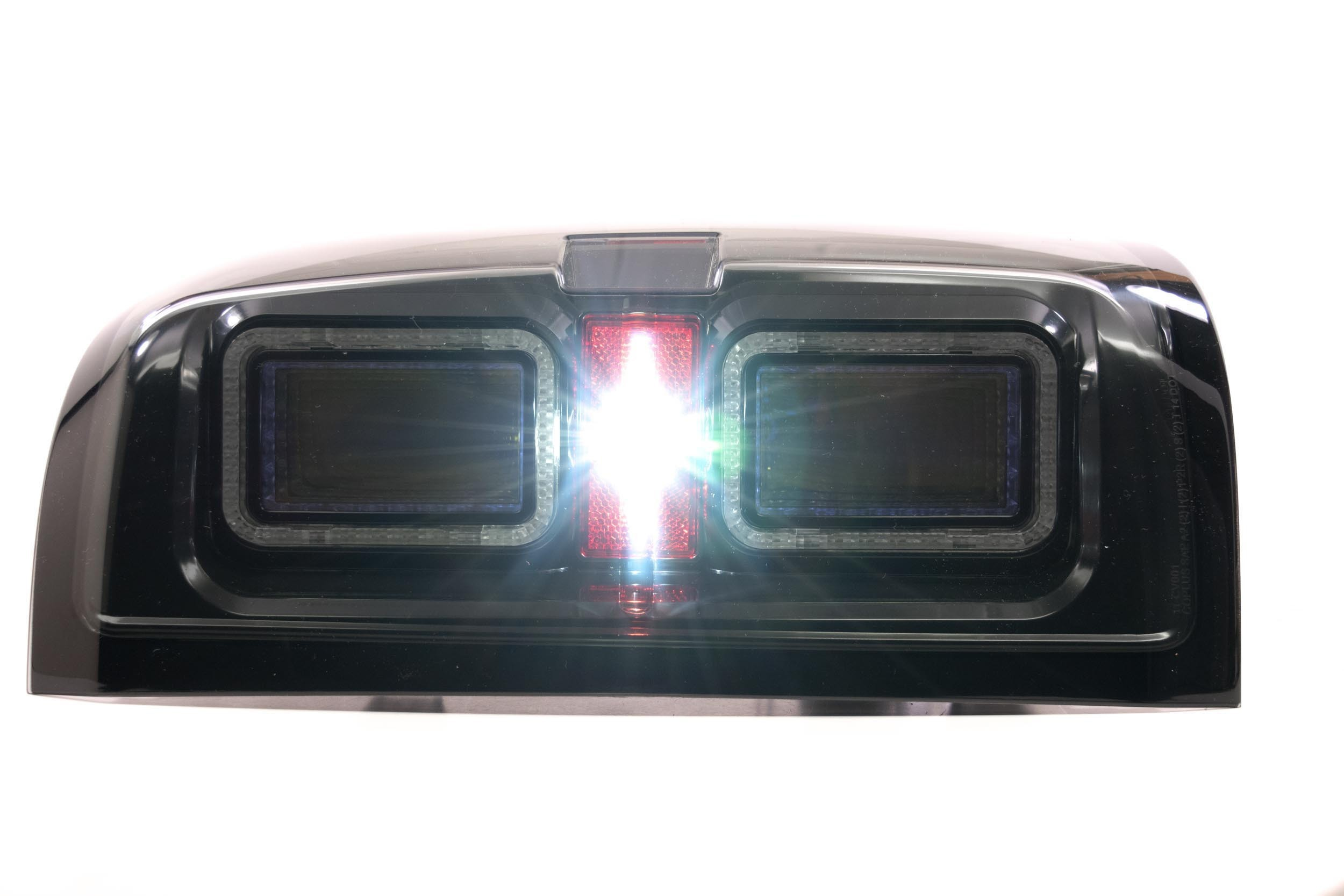 14 18 Chevrolet Silverado XB LED Tail Lights plete Housings from The Retrofit Source