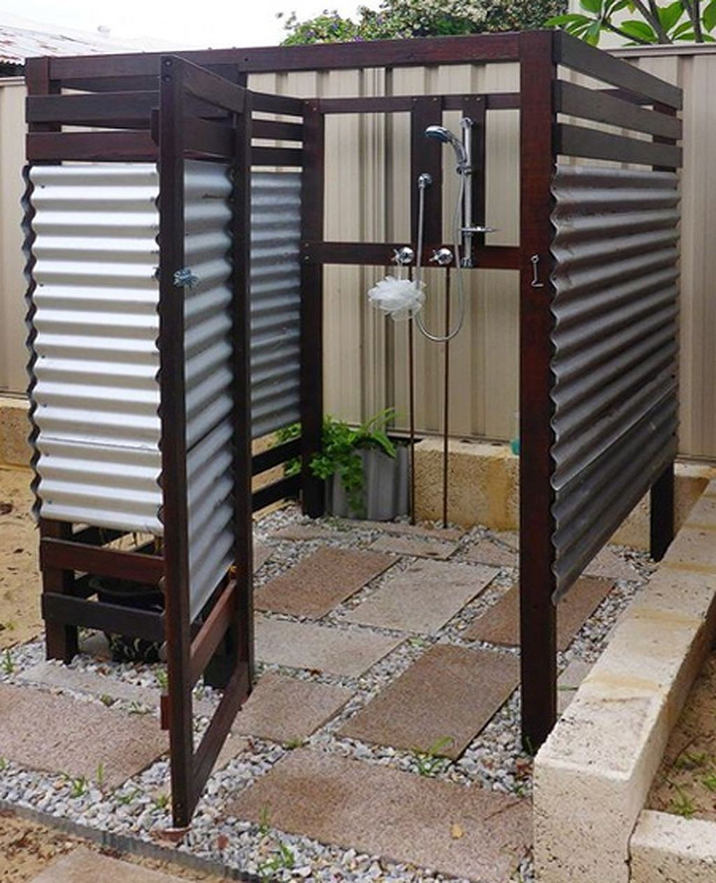 Gorgeous 70 Outdoor Shower Ideas outdoor