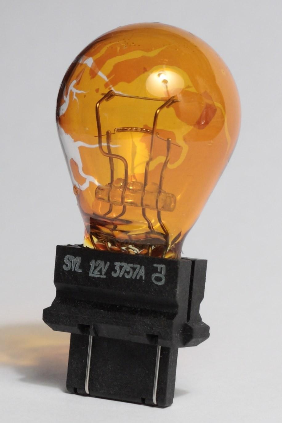 PY27 7W lamp used