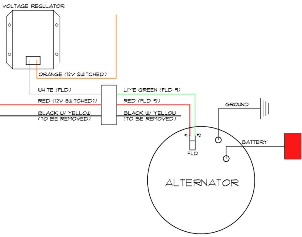 Delco Remy Wire Alternator Wiring Diagram How To Adaptnside Gmdiot Light Hook Up
