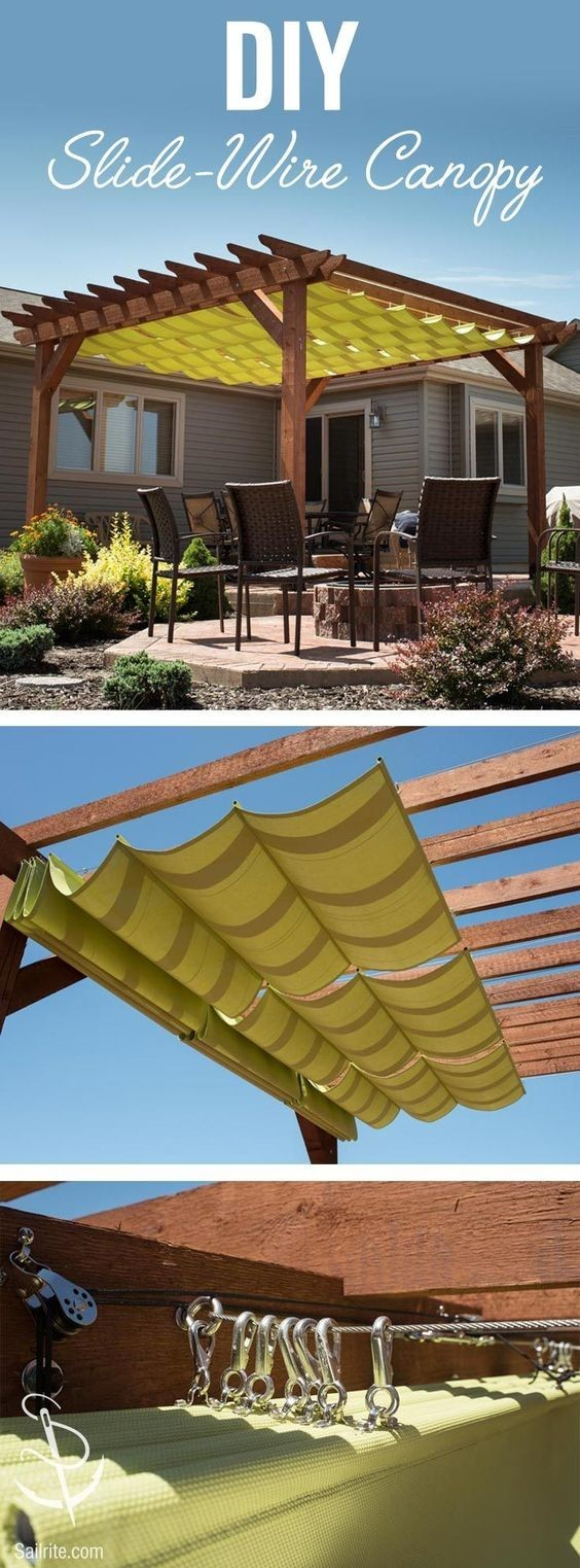 Do It Yourself Outdoor Canopy Beautiful 20 Awesome Diy Backyard Projects Hative Do It Yourself