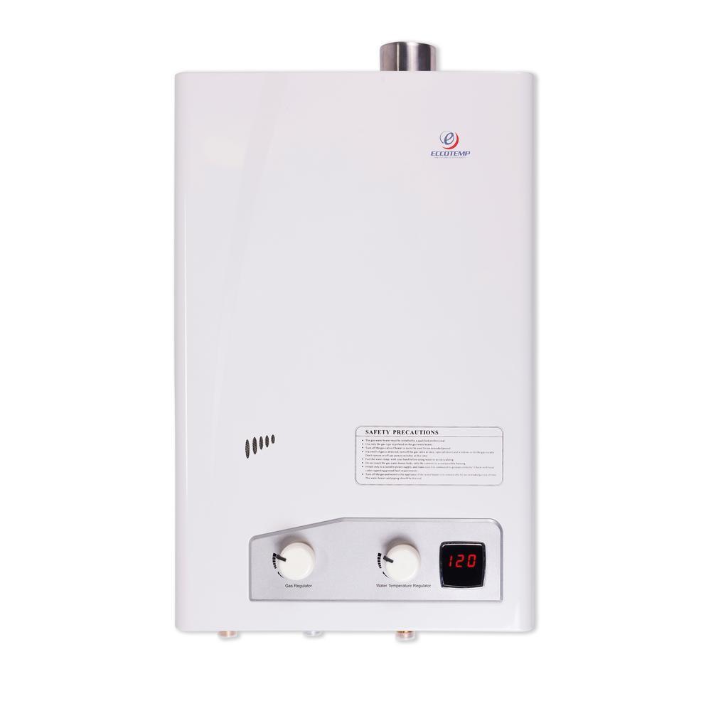 Eccotemp FVI12 Liquid Propane Tankless Water Heater