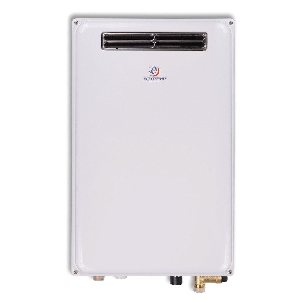 45H LP Tankless Water Heater Front View