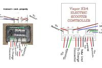 Electric Bike Controller Circuit Diagram Awesome Razor Epunk Electric Mini Bike Parts Incredible Scooter Wiring