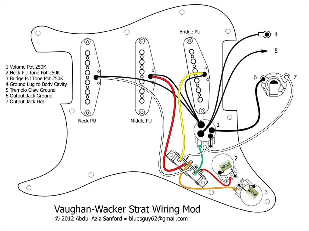 Bass Guitar Wiring Pickup Wiring Diagrams Potentiometer Pins 250k Blend Pot Guitar Wiring Diagrams 2 Pickups