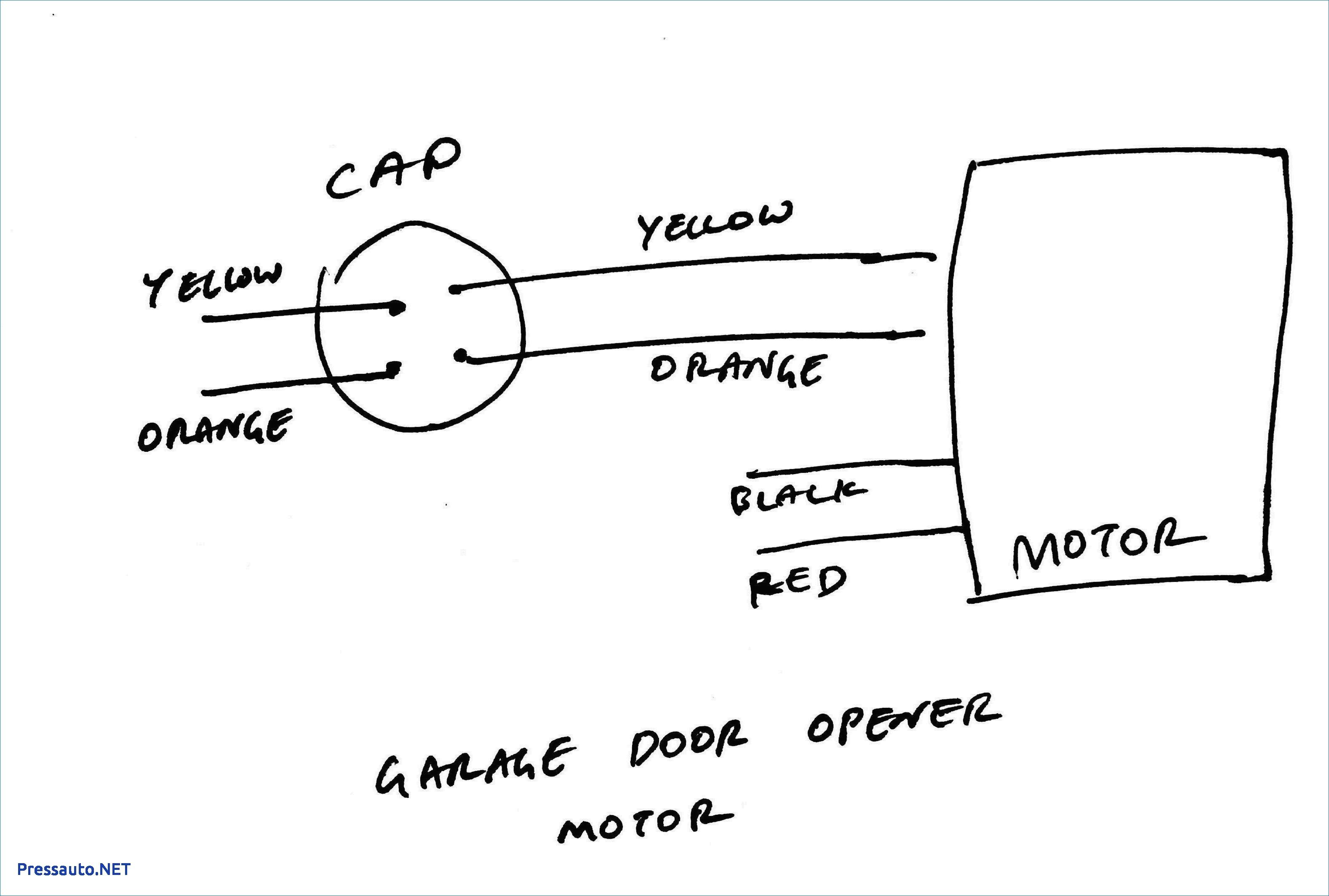 Wiring Diagram Single Phase Motor Schematicir pressor Capacitor