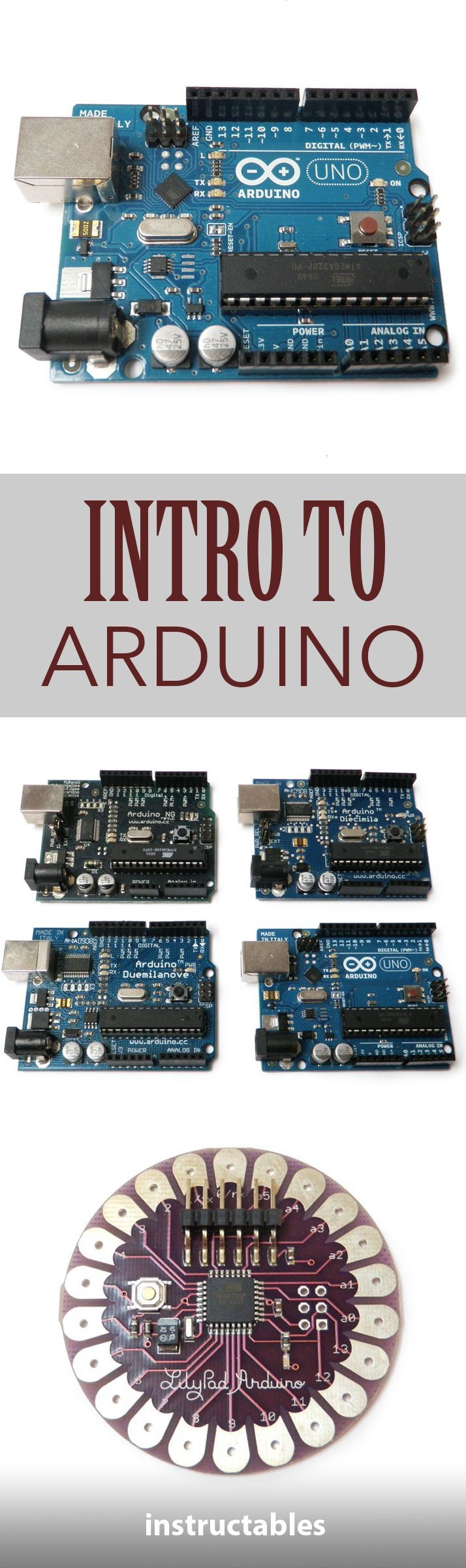 Beginner guide to using Arduino — How to started