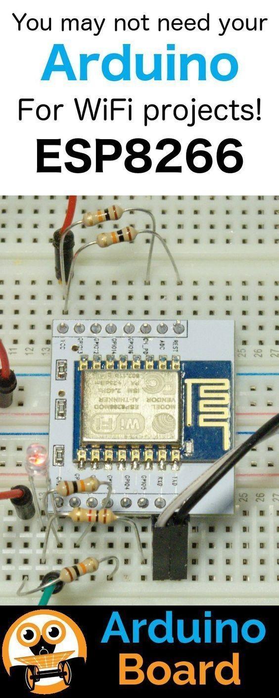 ESP8266 as an Arduino