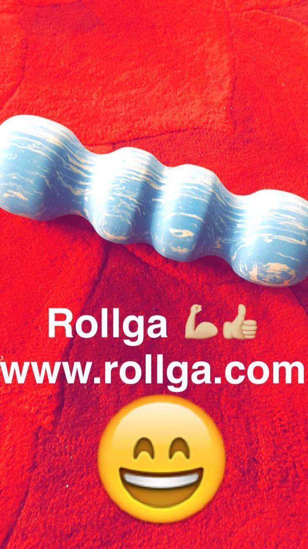 It s here a better foam roller