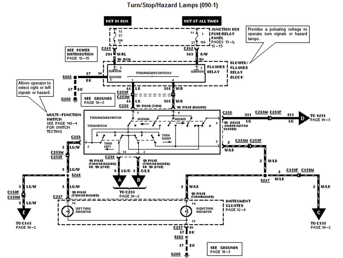 f150 tail light wiring diagram