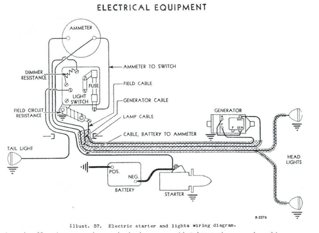 ih 706 lights wiring diagram
