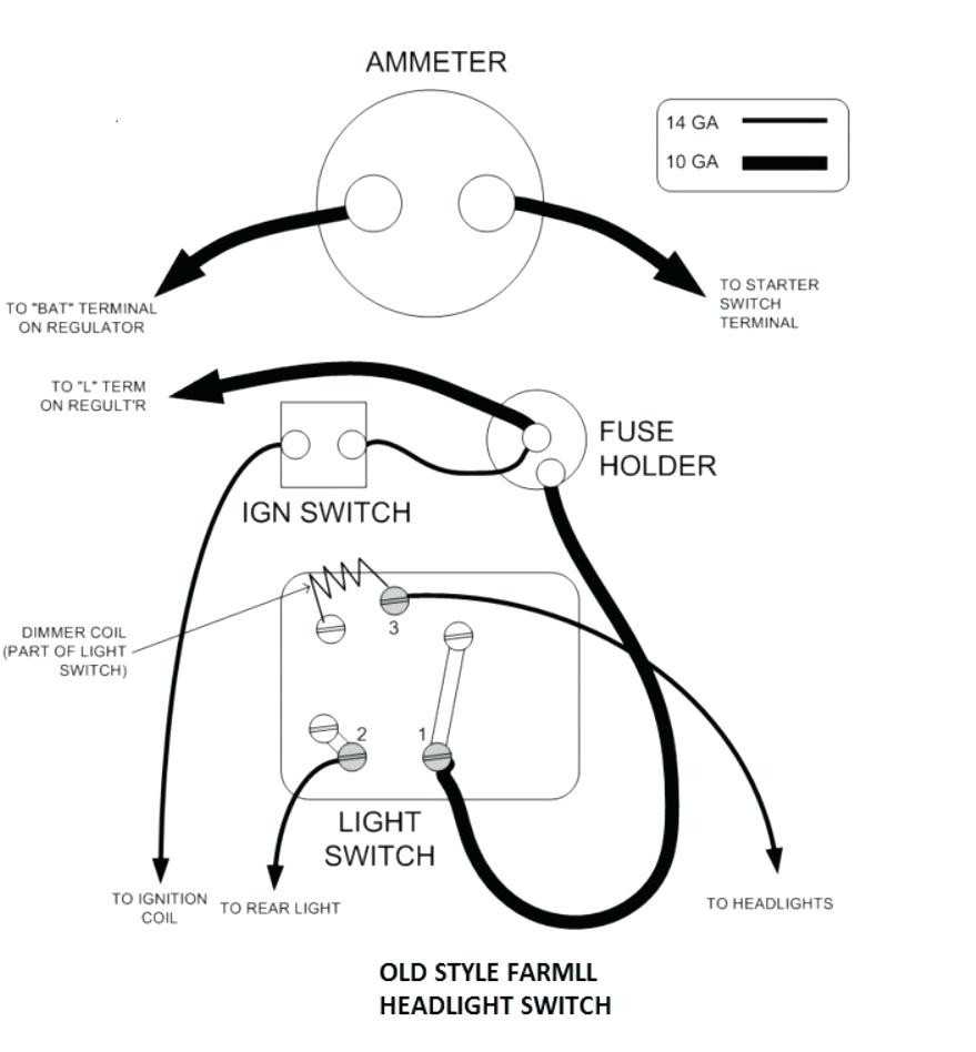 Farmall H Light Switch Wiring Diagram Circuit Schema 400 Opinions About U2022 Electrical
