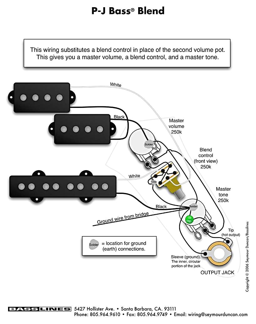 Fender precision bass wiring schematic wire center fender jazz wiring diagram wiring diagram image rh mainetreasurechest com fender 51 precision bass wiring diagram fender p bass special wiring diagram asfbconference2016 Image collections