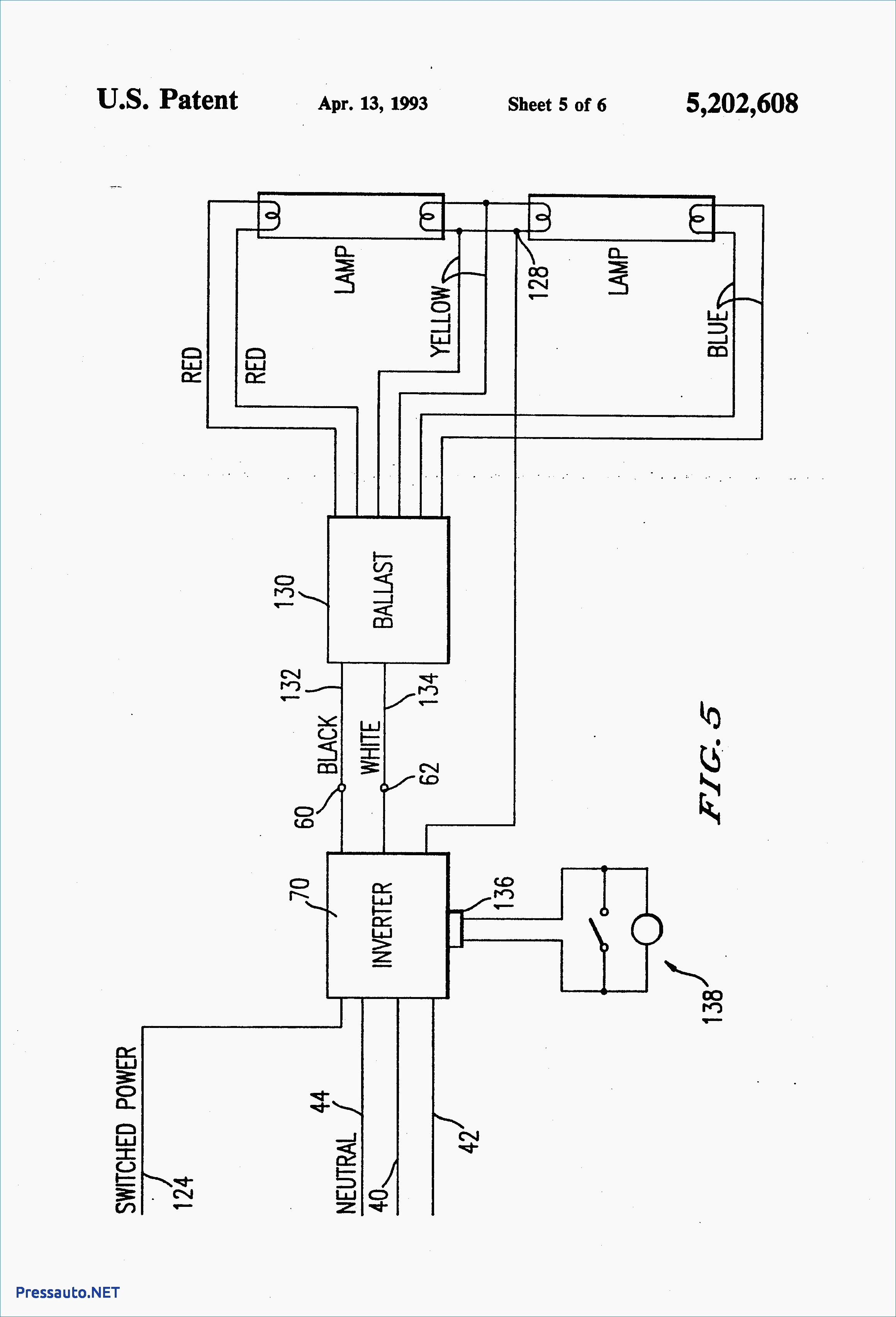 What Does Nca Mean A Wiring Diagram Download Free Emergency Fluorescent Light 1 Fit