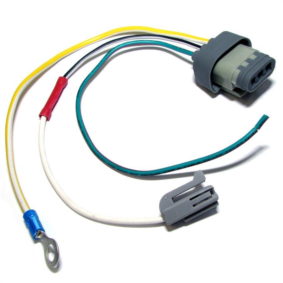 Ford Motorcraft type 3G Alternator Easy Wiring bo Plug