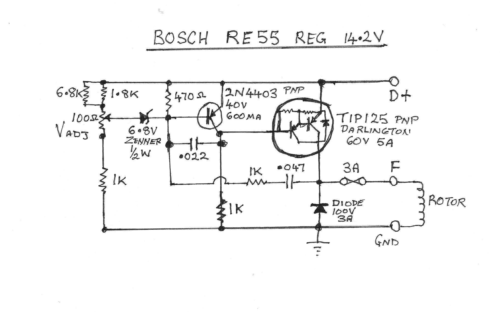Fine Ford Regulator Wiring Diagram Electrical Circuit Alternator