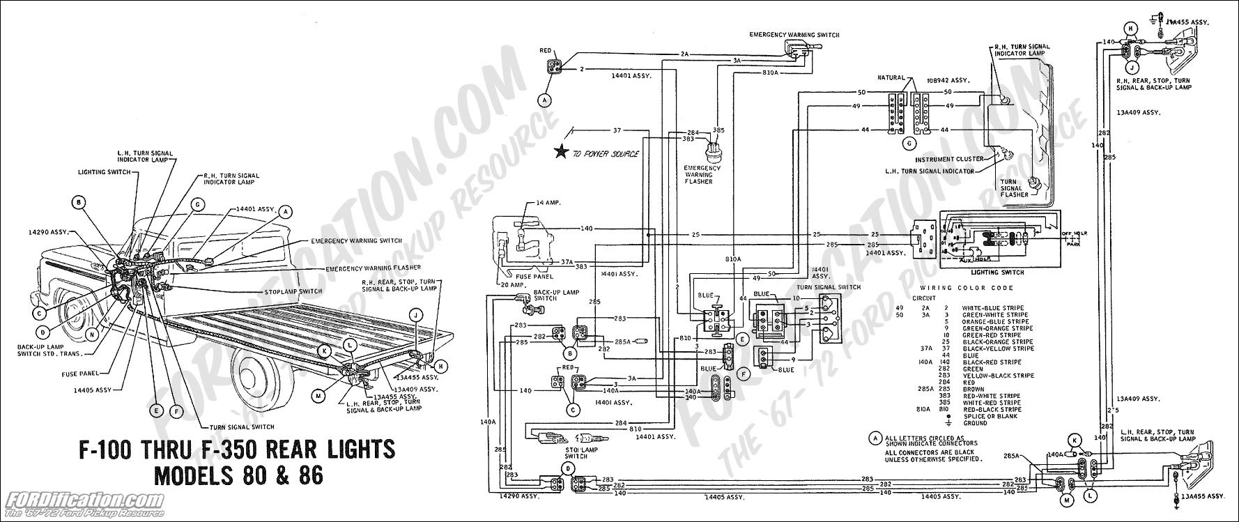 Ford F350 Tail Lights Unique Wiring Diagram Image