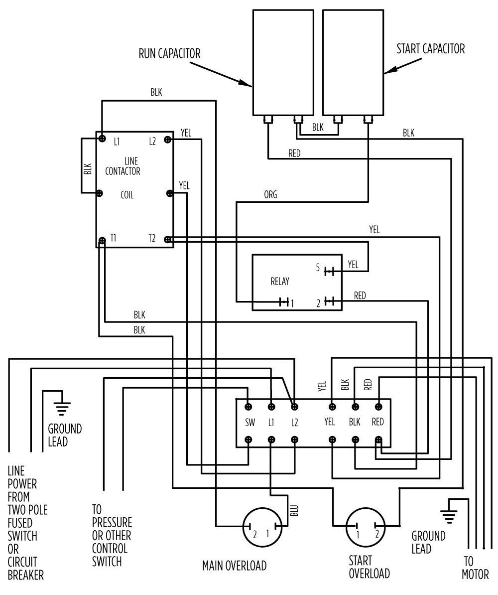 Franklin electric motor wiring diagram awesome wiring diagram image deep well pump wiring diagram for hp deluxe aim gallerywire diagrams easy simple detail baja franklin asfbconference2016 Choice Image