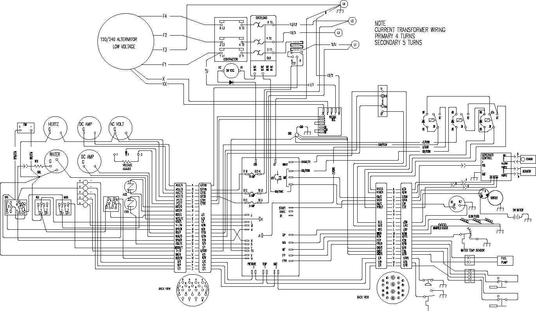 Diagram To Standby Generator Wiring B2network
