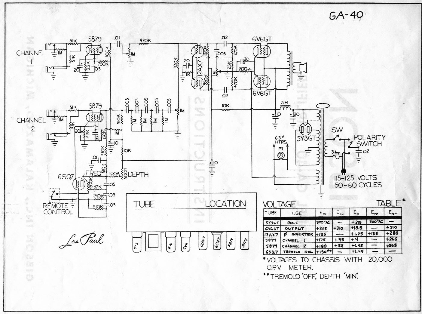 Gibson Explorer Wiring Diagram Image Harness Ga40lespaul