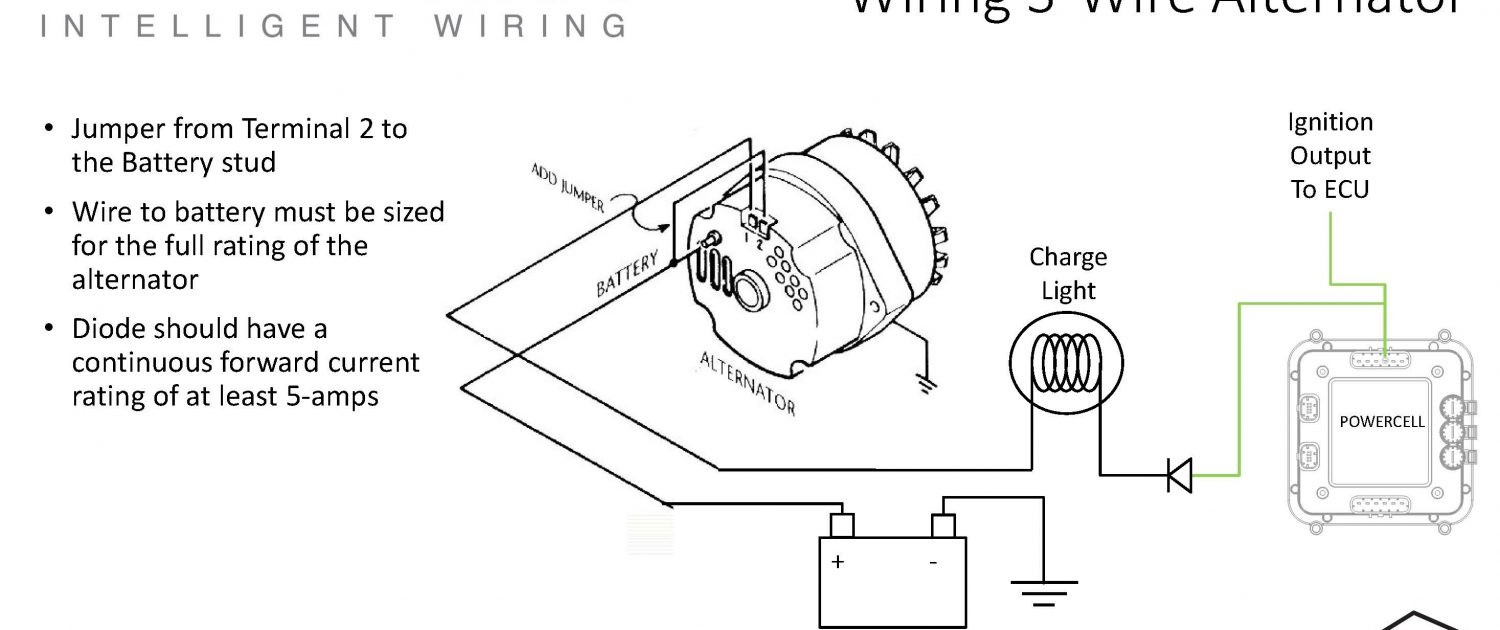 Diagrams Gm Alternator Wiring Diagram 4 Wire Prong GM