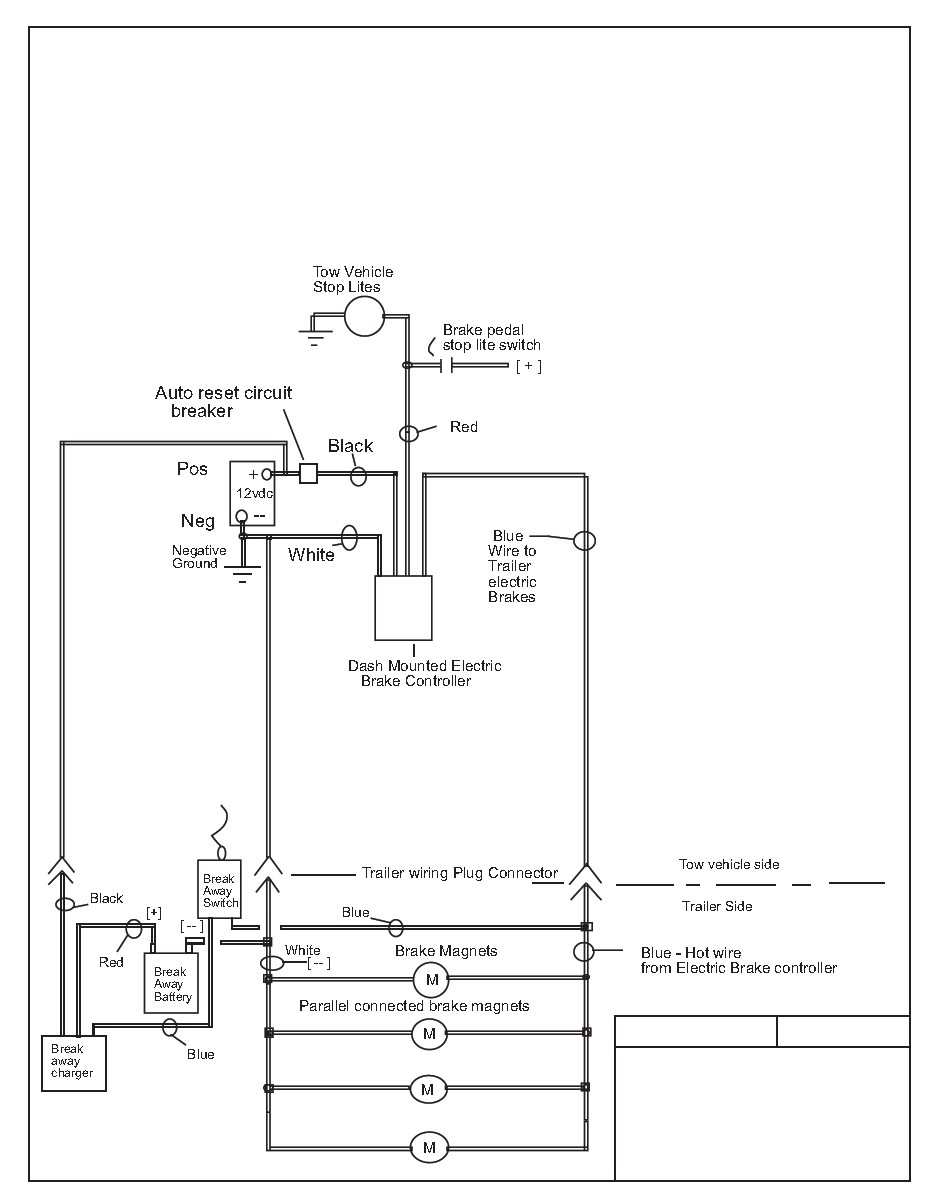 Bg For Electric Trailer Brakes Wiring Diagram