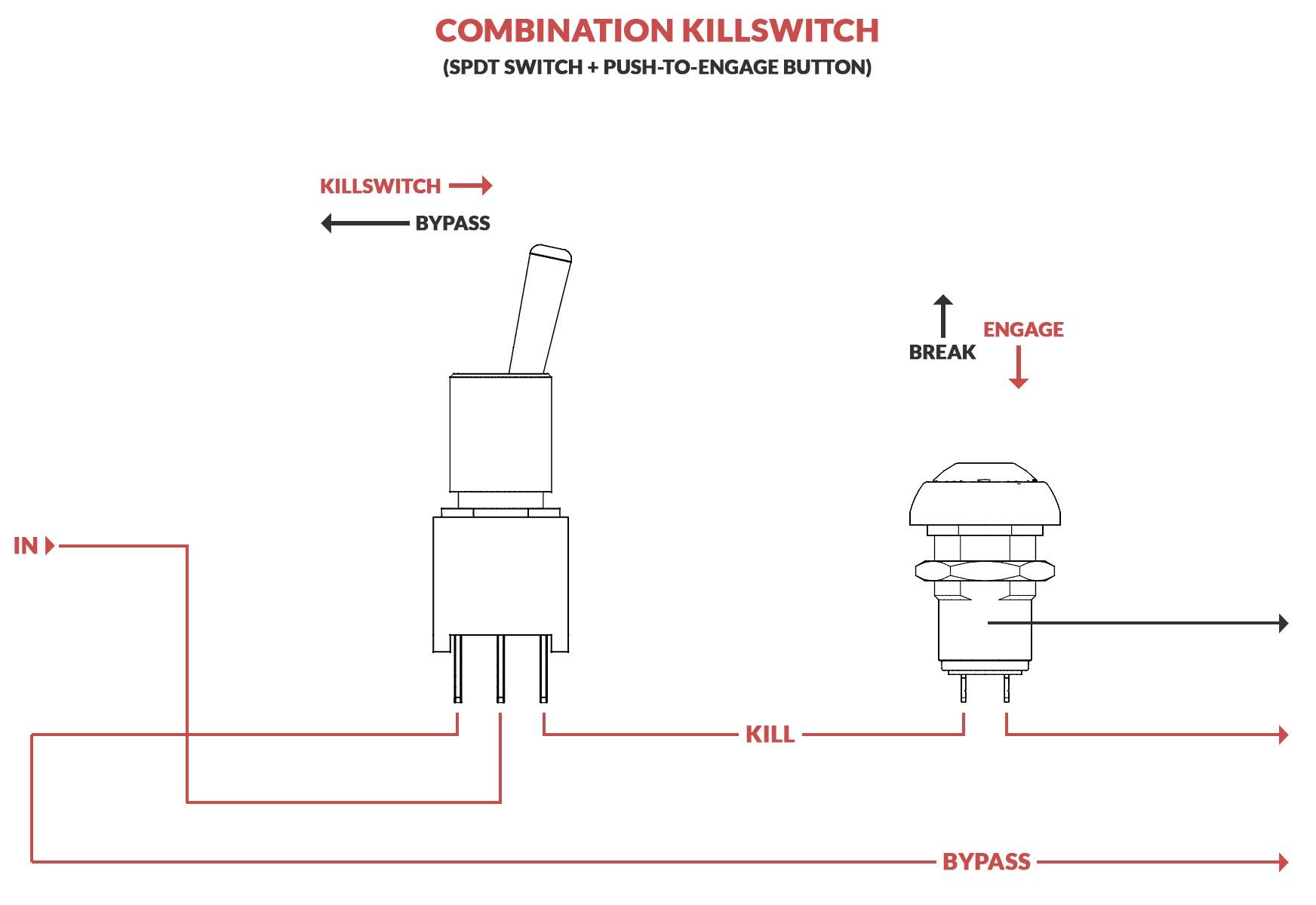 Electrical Wiring bination Killswitch Kill Switch Wiring
