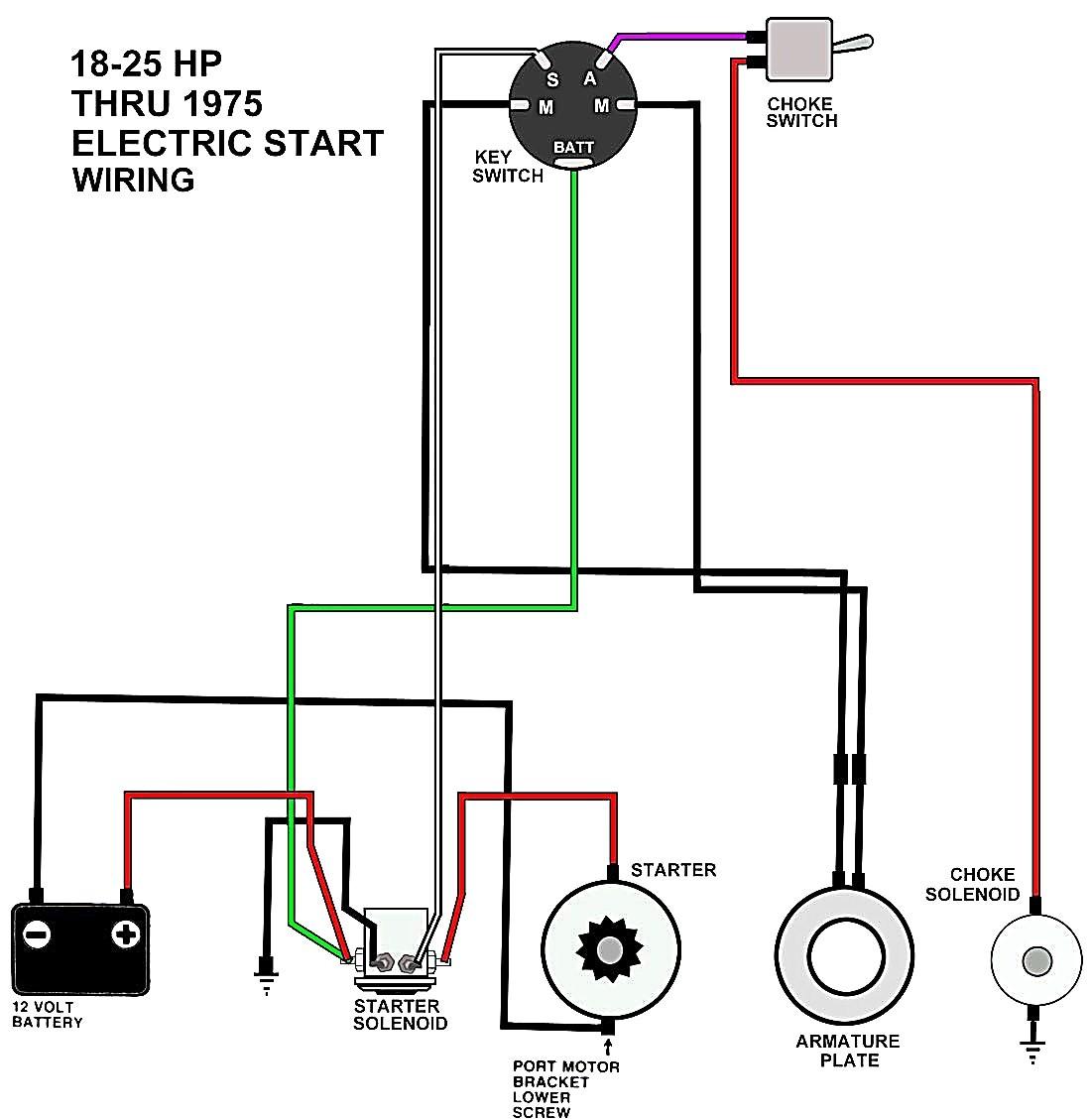 remotetour co remotetour co Light Switch Wiring Diagram evinrude ignition switch wiring diagram splendid model start bayliner ignition