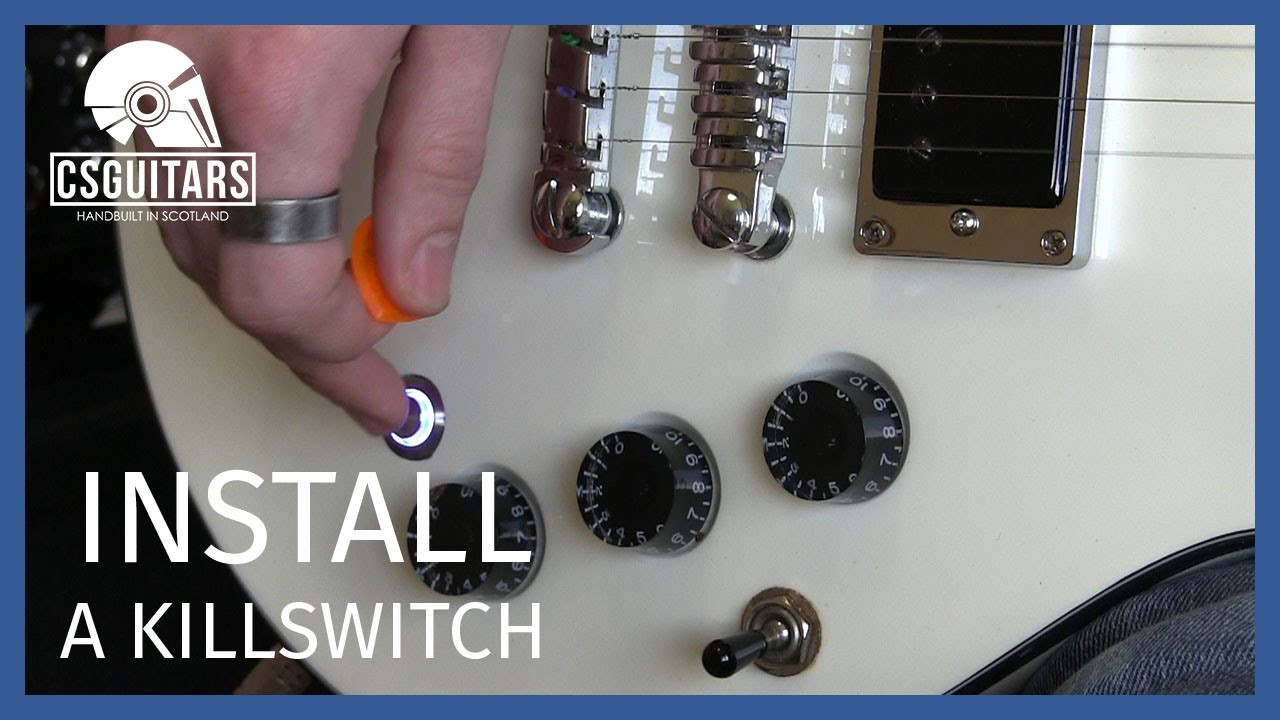 Diagram Install A Killswitch On Active Pickups Wiring Diagram