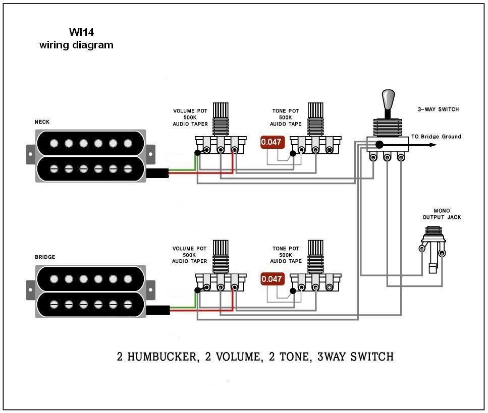 Guitar Wiring Diagram | Wiring Diagram Image