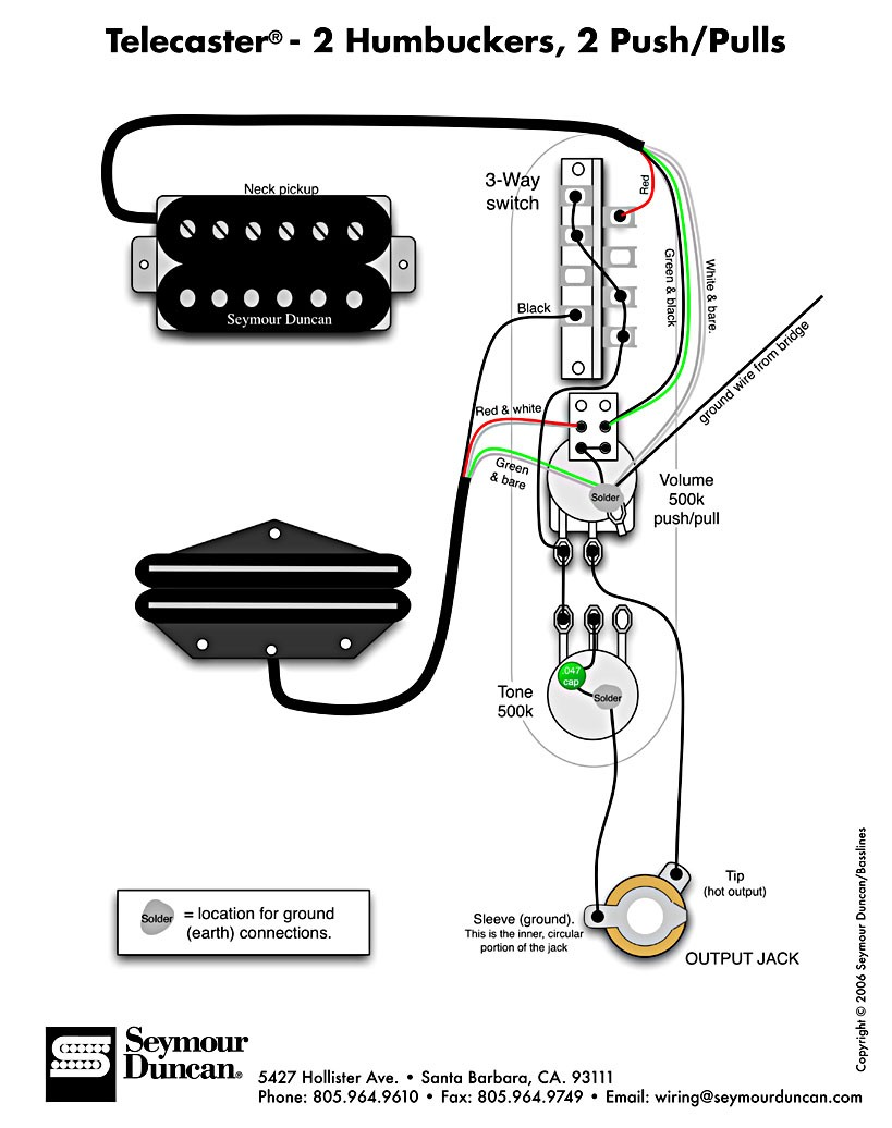 Guitar Wiring Diagrams 1 Pickup Cigar Box Free Download Standard Strat Pinterest Diagram Image Dimarzio At