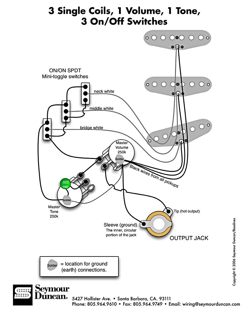 Guitar wiring diagrams wiring diagram image pinterest pinterest the world s largest selection of free guitar wiring diagrams humbucker strat tele guitar wiring diagrams 1 swarovskicordoba Image collections