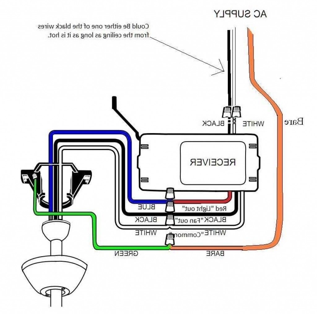 Hunter Ceiling Fan Wiring Diagram Wiring Diagram