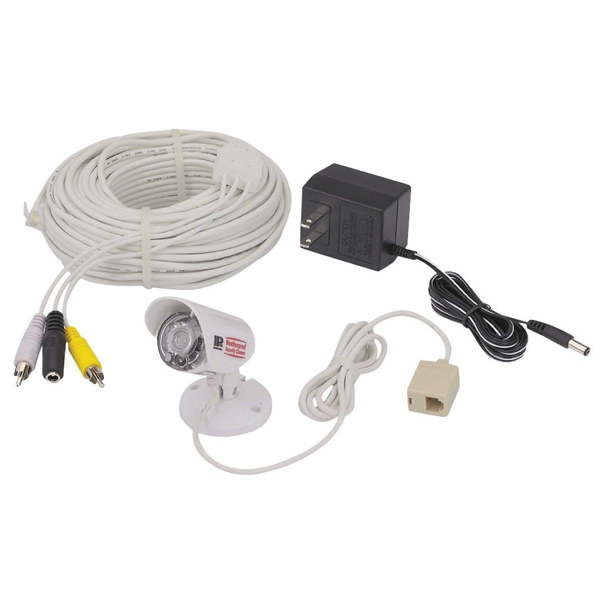 Harbor Freight Security Camera Wiring Diagram Image Wireless Installation Yada Metal Detector