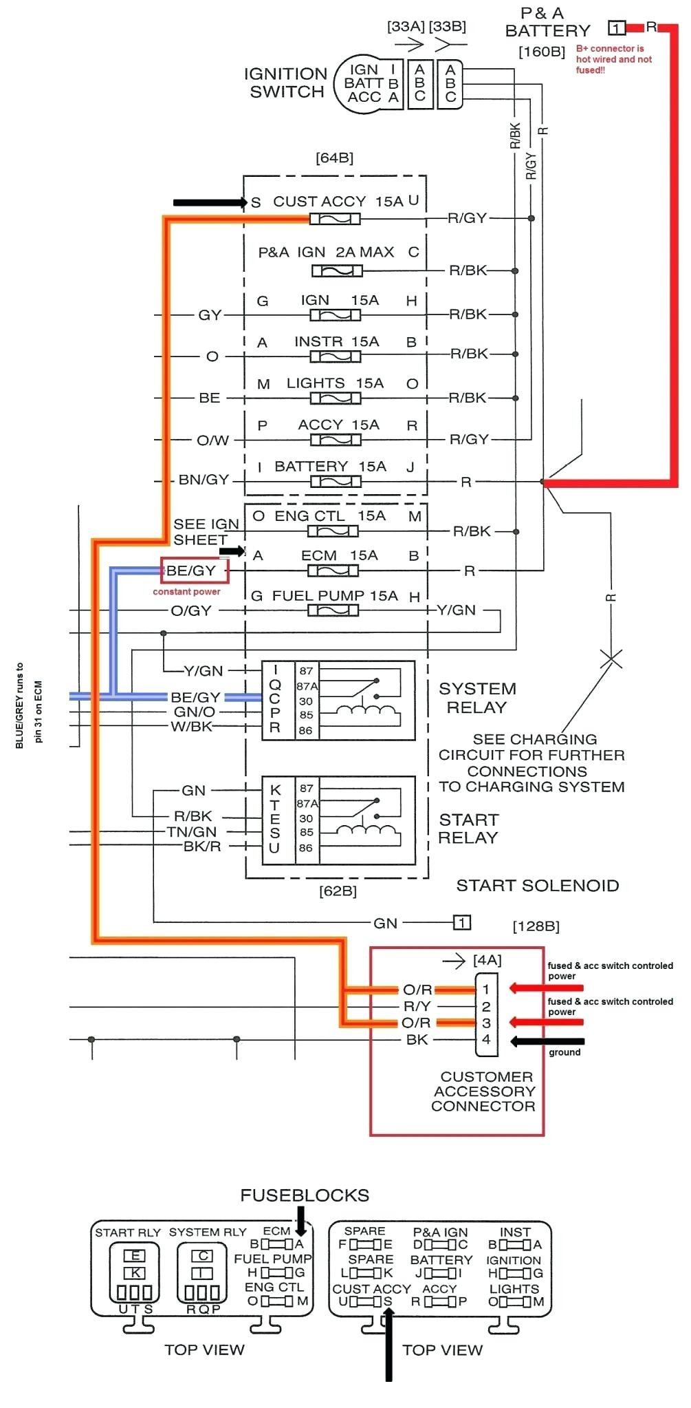 Harley Wiring Color Codes - Bookmark About Wiring Diagram on