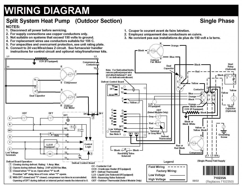 Air Conditioner Schematic Diagram Picture Uncategorized Carrier Wiring For Programmable 1024—791 To Thermostat