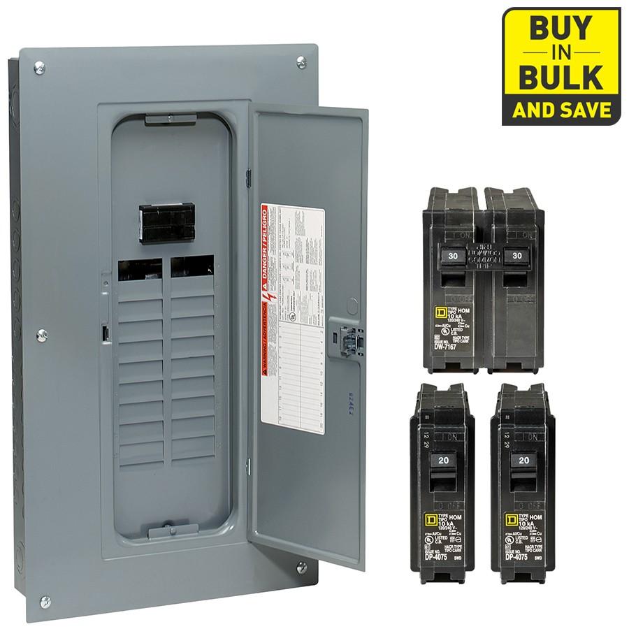Home Circuit Breaker Panel Diagram | Wiring Diagram Image