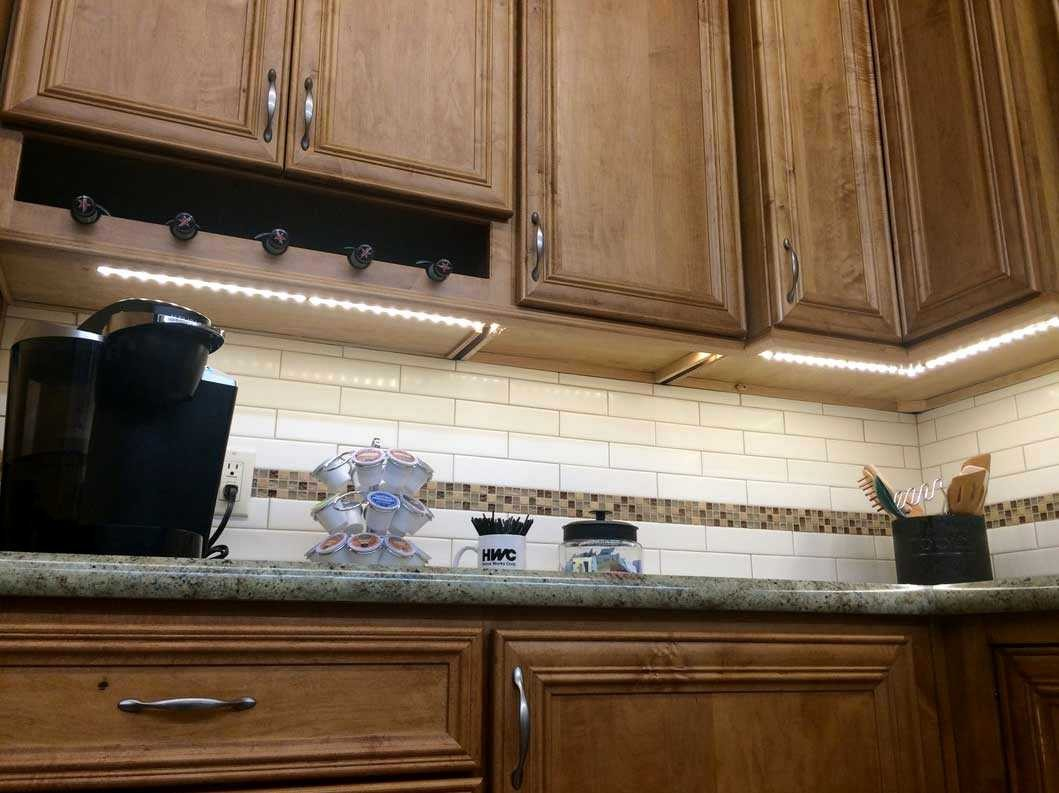 Unique Ge Under Cabinet Lighting Best Home Template