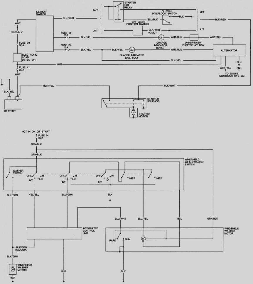 trend of 95 honda civic headlight wiring diagram 94 diagrams rh sidonline info