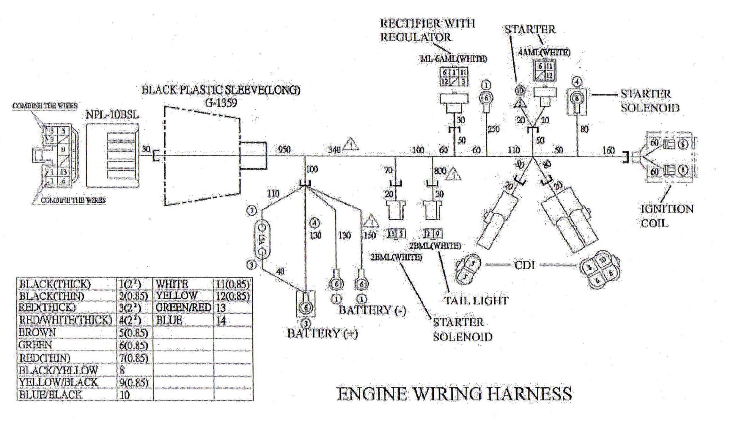honda gx390 wiring diagram wiring diagram image oil alert honda gx390 wiring-diagram wiring diagram for the engine wiring harness to the yerf dog cuv