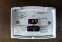 Honeywell thermostat Wiring Diagram 2 Wire Elegant 2 Wire thermostat Diagram Installation Air Conditioner thermostats