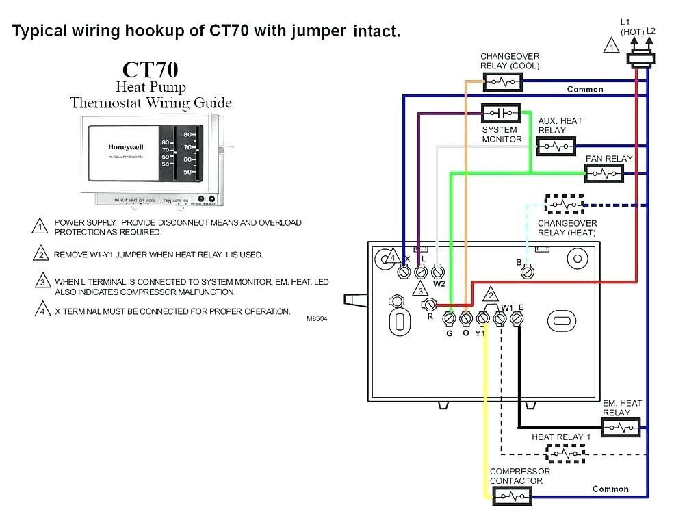 Full Size of 2 Wire Honeywell Thermostat Wiring Diagram Heat ly Archived Wiring Diagram Category