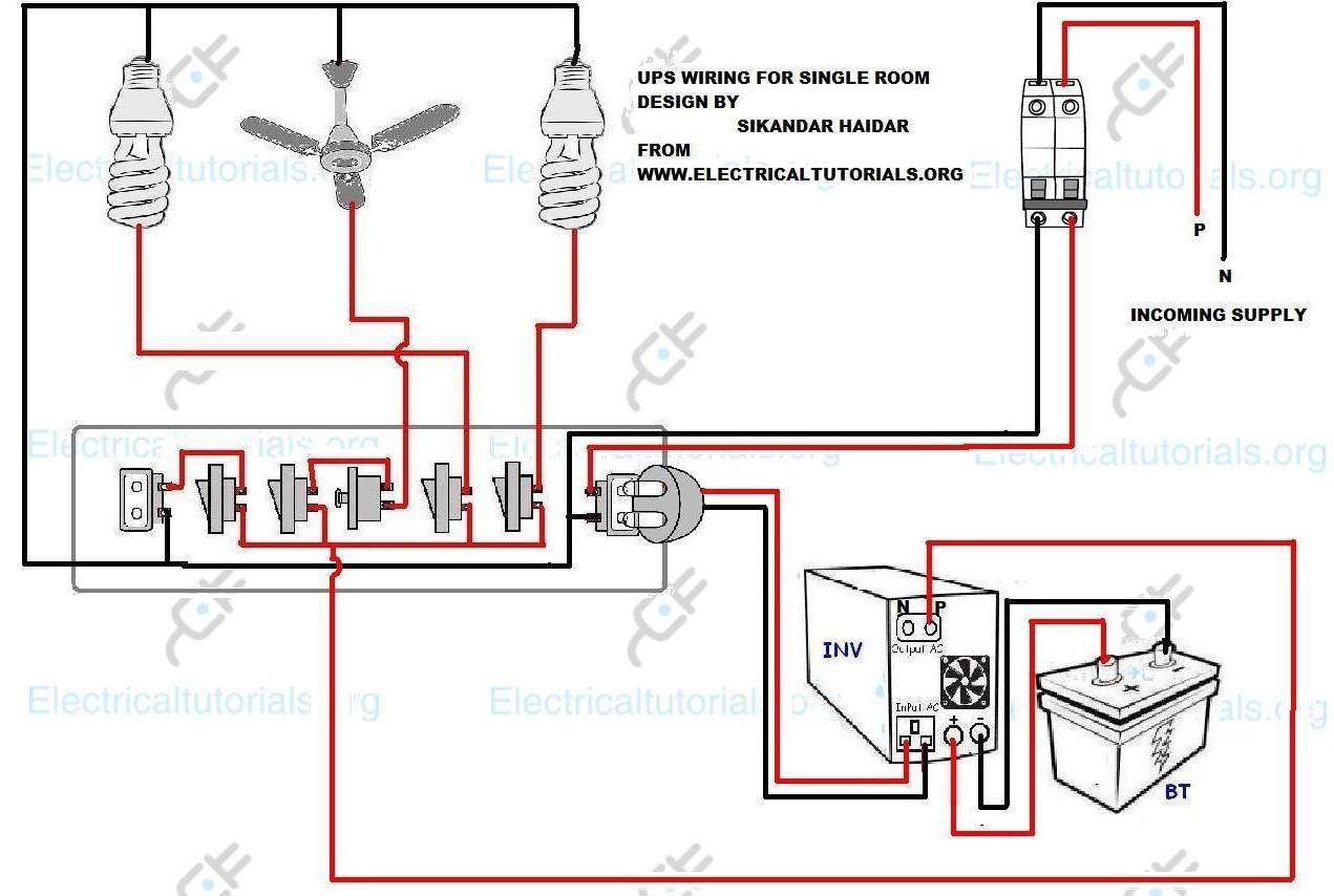 inverter wiring diagram in home within inverter home wiring diagram rh uisalumnisage org