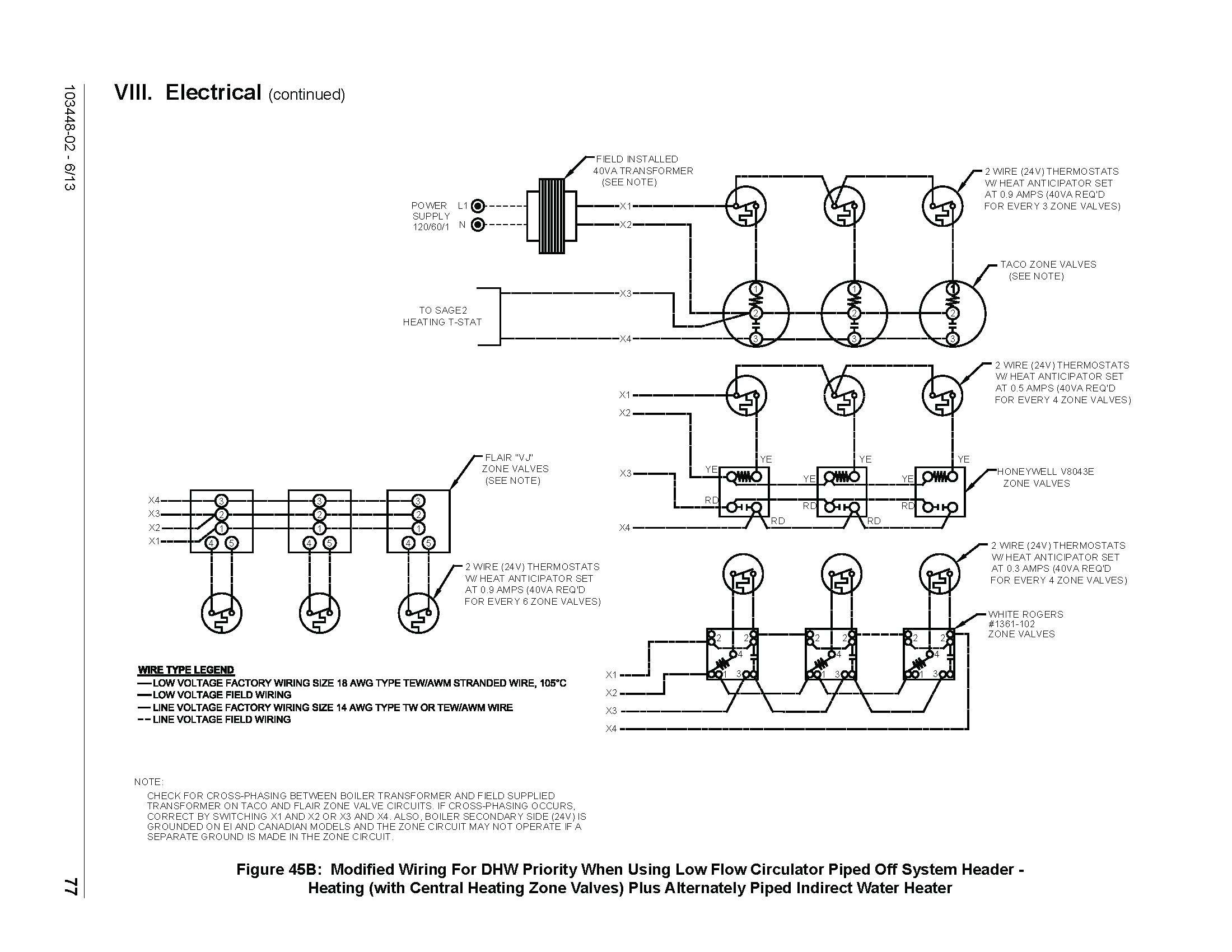 Electric Baseboard Thermostat Wiring Diagram from mainetreasurechest.com